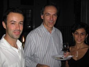 Dr. Sergiu Stoica, mentorul lui dr. Bojanowsky, si dr. Dana Iancu